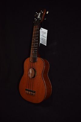 MELE SOLID MAHOGANY Jumbo SOPRANO UKULELE; Beautiful. Sweet sound.