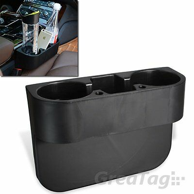 Auto Car Truck Seat Drink Cup Holder Valet Travel Coffee Bottle Food Mount Stand