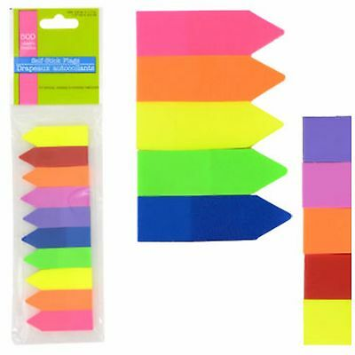 Jot Sticker Note Flags Sticky Page Markers (500 ct) Note Flags Index Labels Post