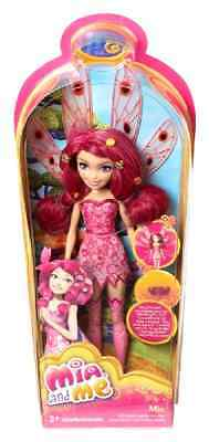 Doll Mia And Me Mia Fairy Pretend Play Doll Includes Ring for Girl Accessories
