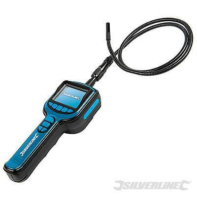 Silverline Video Inspection Camera 1m Cable 913738