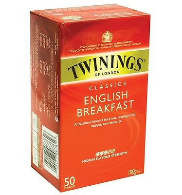 Twinings 50's English Breakfast