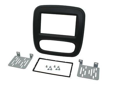 Connects2 CT23RT09 Double Din Car Stereo Fitting Facia Kit Renault Trafic 14 on