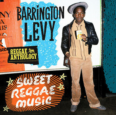 Barrington Levy - Sweet Reggae Music 1979-84: Reggae Anthology