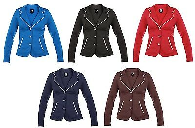 Horka Super Comfortable LADIES Stretch Softshell Show Competition Riding Jacket