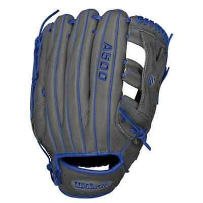 "Wilson A500 12.5"" Youth Baseball Glove - Right Hand Throw"