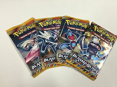 Pokemon Black & White Plasma Blast Booster Pack - 10 Cards - Genuine