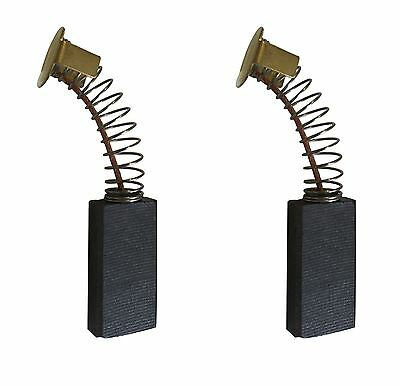 2x Carbon Brushes Use on Metabo 177 Grinder Size - 6 X 16 X 24