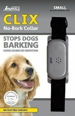 Clix Anti Bark No Bark Dog Collar Small Posted today if paid before 1PM