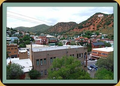 Bisbee Arizona~Awesome 2.07 Acre Lot~Fantastic Location!~$115 A Month!