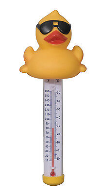 Derby Duck Floating Pool & Spa Thermometer