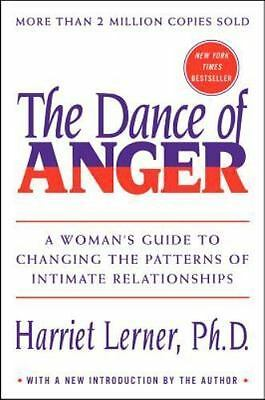 The Dance Of Anger - A Womans Guide To C
