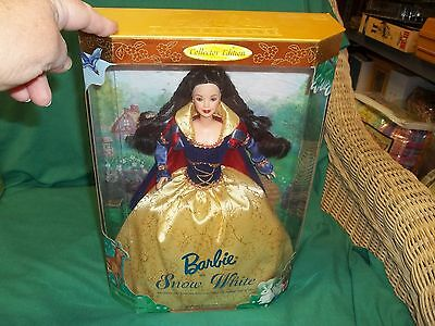 Barbie as Snow White 1998 Childrens Collector Series 21130 NEW