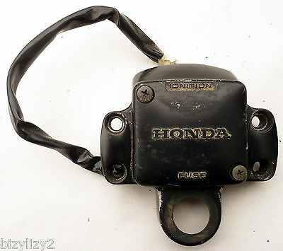 Honda CX500D CX500C Fuse Holder