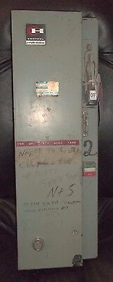Cutler Hammer A30 A-C Magnetic Combination Starter Size 2 Fusible A10Dn0 45A (36