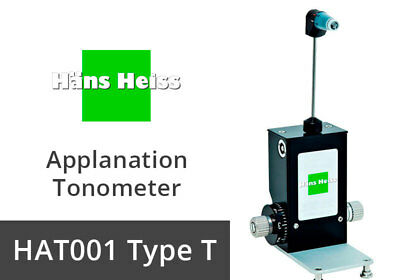 Goldman Applanation Tomometer Hans Heiss HAT002 Type T