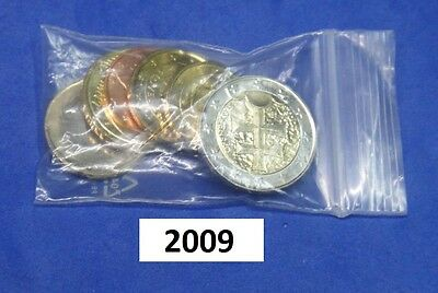 SLOWAKEI - KMS 2009  (1 cent bis 2 Euro)  UNCIRCULATED SET