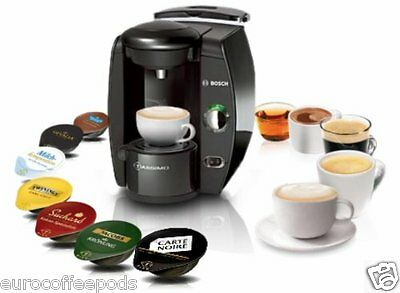 100 x Tassimo T Discs Capsules Variety Pack For Tassimo Machine Only 100 T discs