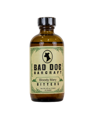 Bad Dog Barcraft Bloody Mary Bitters 118ml