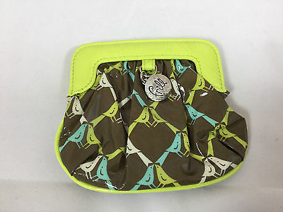 Vera Bradley Frill Mini Purse in Sittin in a Tree
