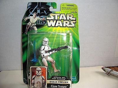 star wars from ATTACK OF THE CLONES SNEAK PREVIEW ...CLONE TROOPER