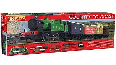 Hornby Country to Coast OO Gauge Train Set