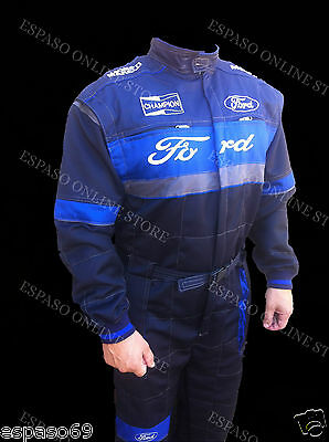 FORD Mechanic Overall -Workwear Coverall - Racing Suit - Renn-Mechanikeroverall