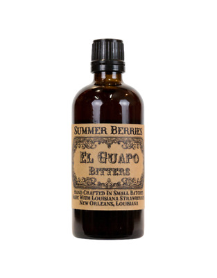 El Guapo Summer Berries (LIMITED RELEASE) Bitters 100ml