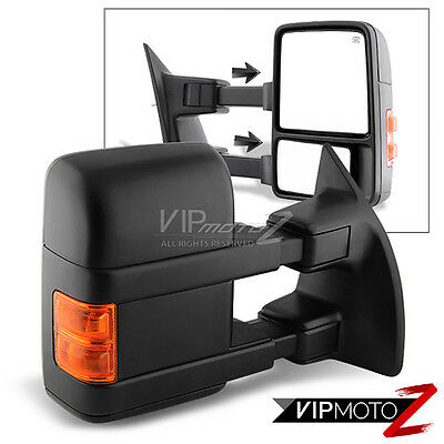 2008-2015 FORD SUPERDUTY F-250 | F-350 | F-450 | F-550 Passenger Towing Mirror