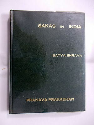 Sakas In India Indo - Scythians Greeks Greece 1 Chapter on Coins Ancient