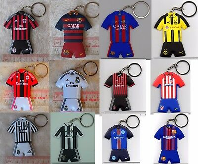 uk football soccer league club sponge keychain chain ring souvenior lock
