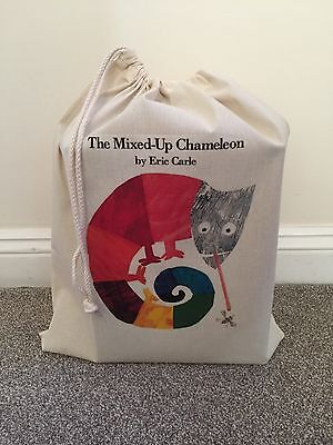 The Mixed Up Chameleon Story Sack/Teaching Resource bag