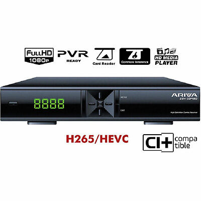 Mut@nt Mutant HD51 4K 1xDVB-S2 UHD 2160p 4K-BOX E2 Linux Receiver HDMI IP-TV Sat