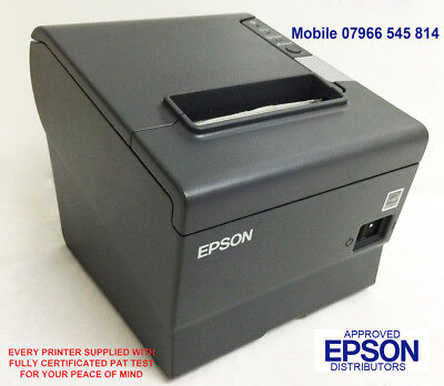 Brand New Epson Tm - T88 V + 1 Year Guarantee & Usb + Ps 180