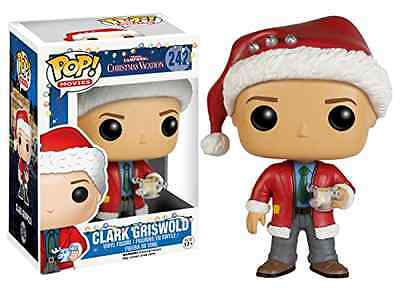 Funko Christmas Vacation Clark 3.75 Inch Tall Collectible Character Pop Figure
