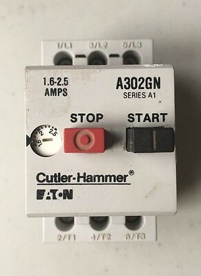 Cutler Hammer A302GN  A302 GN Eaton Westinghouse