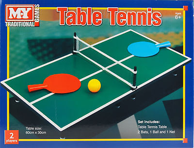Complete Table Tennis Game - In a Box