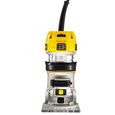 Dewalt D26200 Fixed Base 900W 8mm ( 1/4 ) Compact Router 110V