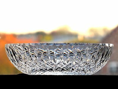 Stuart Crystal Shaftesbury Pattern Bowl Signed Trinket Dish Dressing Table Bowl