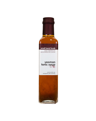 Small Hand Foods Yeoman's Tonic Syrup 251ml