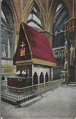 1905 Shrine of Edward the Confessor, Westminster Abbey