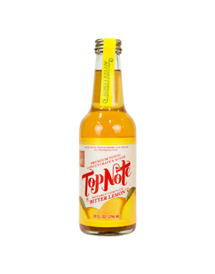Top Note Bitter Lemon Tonic Syrup 296ml