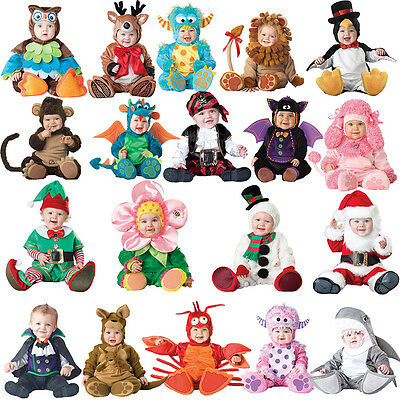 Christmas Toddler/ Infant Theme Party Costume Christmas Outfits Baby Fancy Dress
