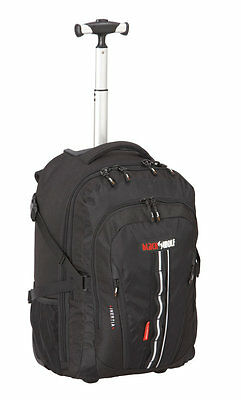 Blackwolf Inertia 30L backpack trolley BLACK
