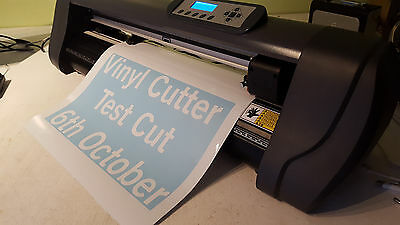 """vinyl cutter plotter & Computer 610mm 24"""" wall arts signs stickers Sign Making"""