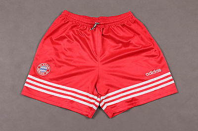 Adidas F.C.BAYERN MUNCHEN Munich football  away shorts 1995-1997  - Size M