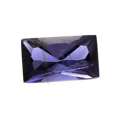 Iolite ( Cordiérite ). 0.65 cts. Antsirabé 2 District, Madagascar