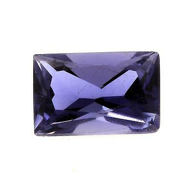 Iolite ( Cordiérite ). 0.49 cts. Antsirabé 2 District, Madagascar.TMPL_SKU011130