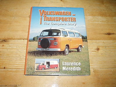 Book - Volkswagen Transporter-The Complete Story by Laurence Meredith.