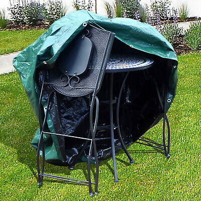 Heavy Duty Outdoor Furniture Cover - BISTRO SET - ROUND - Simply Direct
